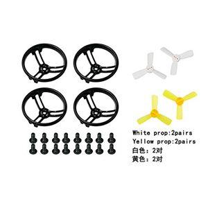 HATCHMATIC 2.3 Pulgadas 2345 Prop hélice del Protector de Parachoques para el Kingkong Drone Quadcopter Todo Surround F21480