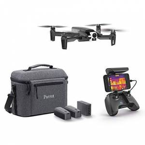 Parrot Thermal Drone 4K Anafi Thermal 2 High Precision Cameras Thermal Camera -14°F to 752°F + 4K HDR Camera The Ultra-Compact Thermal Drone for All Professionals