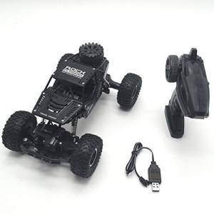 Henanxi LH-C008S 2.4GHz Strong Power RC Car Off-Road Rock Climbing Crawler Automatic Vehicle Toys Car for Children Gift