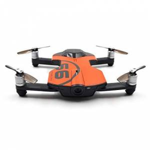 RONSHIN Wingsland S6 Pocket Selfie Drone WiFi FPV con cámara 4K UHD Drone Integral para Evitar obstáculos