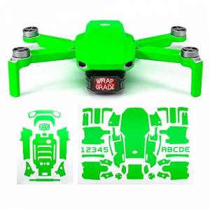 WRAPGRADE Skin Compatible con Mavic Mini (Neon Green)