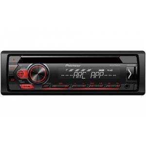 Pioneer DEH-S1150UB Autoestereo CD, Mp3, USB, Aux-Set of