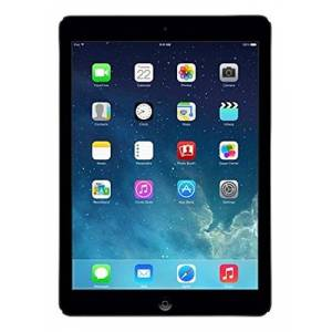 Apple iPad Air 16GB Tableta de tamaño completo, Pizarra, iOS, Gris, Polímero de litio, 802.11a, 802.11b, 802.11g, 802.11n, Gris