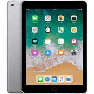 "Apple iPad Tablet (24.6 cm (9.7""), 2048 x 1536 Pixeles, 32 GB, 3G, iOS 11, Gris)"