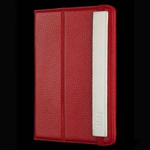 Sena Cases Jornal for Apple iPad mini, Red/White (835994)
