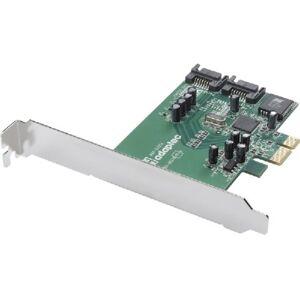 Adaptec Raid 1220SA Tarjeta y Adaptador de Interfaz Accesorio (PCIe, Intel/AMD, 0-55 C, 3000 Mbit/s, PC, Alámbrico)