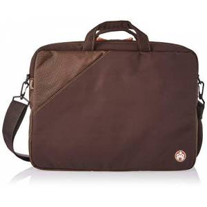 "Sumo 15"" Pant Pocket Bundle maletin para portátil 38.1 cm (15"") Bandolera Café Funda (Bandolera, 38.1 cm (15""), Café)"