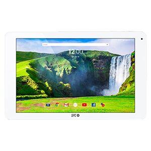 "SPC Glow Tablet (25.6 cm (10.1""), 1280 x 800 Pixeles, 8 GB, 3G, Android 6.0, Blanco)"