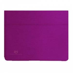 Carryingmate Industries USA Industrias Carryingmate USA Safe-t-Case de Agarre Suave para iPad 2/Nuevo iPad, Púrpura