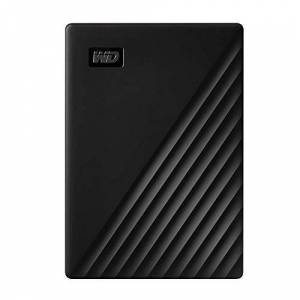 Western Digital WDBYVG0010BBK-WESN Disco Duro Externo Passport 1TB, USB3.2 Gen 1, 1 TB, Negro