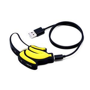 Mustard and Co. Mustard M11026-4 Puertos USB para plátano