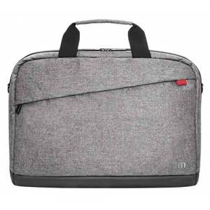 "Mobilis 025001 maletin para portátil 40.6 cm (16"") Maletín Gris Funda (Maletín, 40.6 cm (16""), 460 g, Gris)"