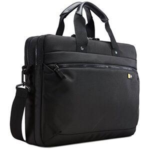 "Case Logic Bryker maletin para portátil 40.6 cm (16"") Bandolera Negro Funda (Bandolera, 40.6 cm (16""), Tirante para Hombro, 560 g, Negro)"