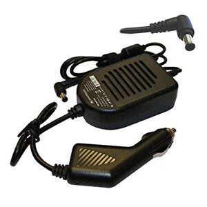 Power4Laptops Sony Vaio VGN-CR31 Cargador Adaptador DC para Coche (Encendedor)