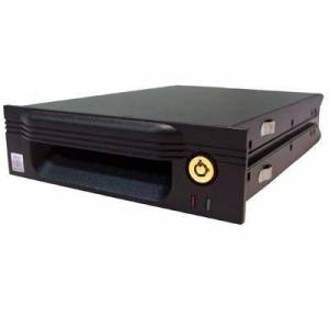 CRU DataPort 5+ Disco Duro en Red (IDE/ATA, Negro, Aluminio, RoHS, 235 x 148 x 42 mm)