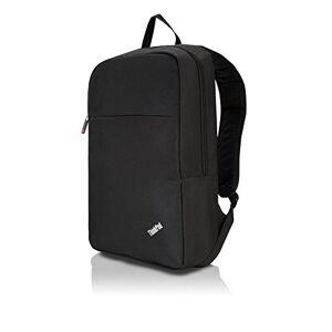 "Lenovo ThinkPad Basic Mochila Black Mochila para portátiles y netbooks (Black, Monótono, 39.6 cm (15.6""), ThinkPad, 292 mm, 95 mm)"