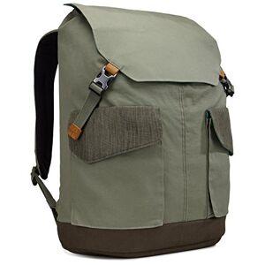 """Case Logic Lodo Large Backpack 15.4"""" portafolios Negro, Petrol"""