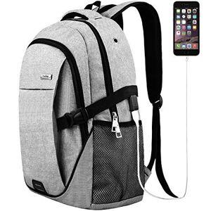 Trustbag TR013008 Mochila para computadora portátil, Color Gris