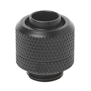 """Rarido G1/4 3/8"""" ID X 1/2"""" OD 9,5 x 12,7 mm Manguera de compresión de Mano Accesorios de refrigeración de Agua, Negro"""