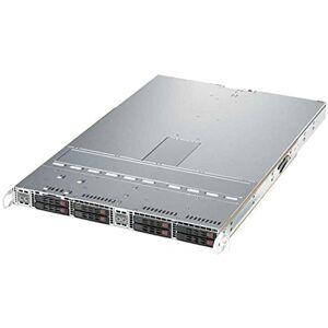 Supermicro 1028TP-DC0FR Intel C612 LGA 2011 (Socket R) 1U Negro Barebone de sobremesa (Intel® C612, LGA 2011 (Socket R), Intel, Intel® Xeon®, 9.6 GT/s, 45 MB)