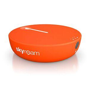 Skyroam Solis X: Punto de Acceso WiFi Inteligente Global   Punto de Acceso móvil   Batería Auxiliar   Sin Tarjeta SIM   Cámara remota