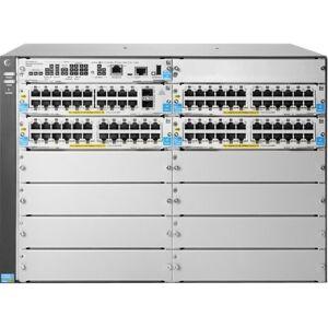 "HP Hewlett-Packard- 5412r-92g-poe +/4SFP (no PSU) V2ZL2Switch-92Ports-Manejable-92x PoE +-12x ranuras de expansión-10/100/1000Base-T, 1000Base-X-Rack-mountable ""producto categoría: de enrutamiento/conmutación Dispositivos/interrupt"