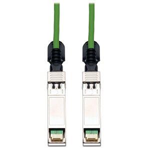 Tripp Lite N280-05M-GN Cable de Cobre Twinax Pasivo SFP+ 10Gbase-CU, 4.88 m, verde