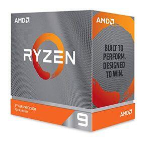 AMD Ryzen 9 3950X Procesador de computadora Desbloqueado de 16 núcleos, 32 Hilos, Solamente el procesador, X-Large