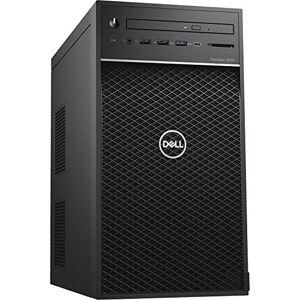 Dell Precision 3630 Estación de Trabajo (i7-9700K, 3,6 GHz, 8 C, CPU de 64 GB, DDR4, 2 TB, NVMe SSD, 4 TB, Disco Duro, NVIDIAQuadro RTX4000, 8 GB, Win10Pro, 3 años de garantía)