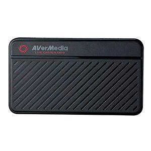 AVerMedia Capturadora de Video Live Gamer Mini: Full HD 1080P Video Recording, H.264 Hardware Encoder Game (GC311)