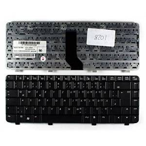 Keyboards4Laptops Alemán Negro Teclado de Repuesto para Ordenador portátil Compatible con HP Pavilion DV2140EU