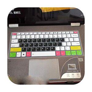 "PrettyR Protector de teclado para Lenovo Ideapad 330-14AST 330-14IGM 330-14IKB 81DA 81G2 330S-14AST 330S-14IKB 14""-candyblack-"