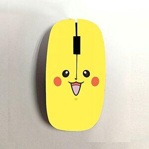Gogh Yeah Imprimir con Comics 4 Hermosa Usar En Computer Bluetooth Mouse Chicas Ordenador Personal