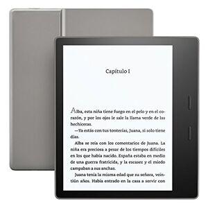 """Amazon Kindle Oasis (Generación anterior 9ma), resistente al agua, pantalla de 7"""" (17,78 cm) de alta resolución sin reflejos (300 ppp), 8 GB, wifi"""