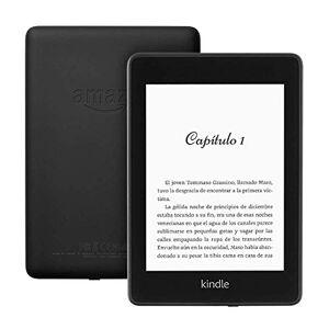 Amazon E-reader Kindle Paperwhite, resistente al agua, color Negro, 32 GB Wi-Fi, 10 generación