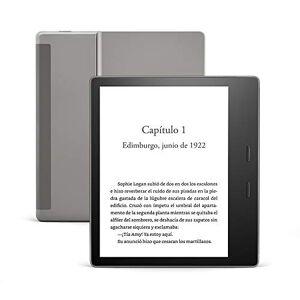 Amazon Nuevo Kindle Oasis, ahora con luz cálida ajustable, 8 GB Wifi, 10 generación 2019