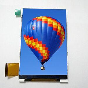 AMELIN visualización LCD TFT de 3,5 Pulgadas 320 x 480 IPS TFT LCD con Interfaz RGB-18BIT y HX8357D IC