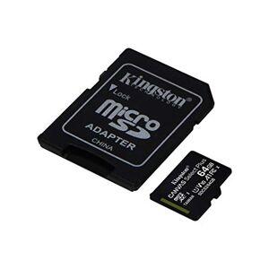 Kingston 64 GB HP SlateBook x2 MicroSDXC Canvas Select Plus Tarjeta verificada por SanFlash (100 MBs Funciona con Kingston)