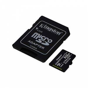 Kingston Tarjeta microSDXC para Samsung SM-T116NU (512 GB, verificada por SanFlash. (100 MBs Funciona con Kingston)