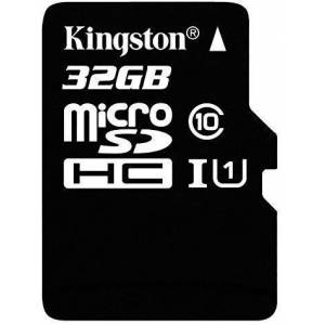 SanFlash Kingston MicroSDHC de 32 GB para Samsung Galaxy A30s con Adaptador SD (100 MBs Funciona con Kingston)