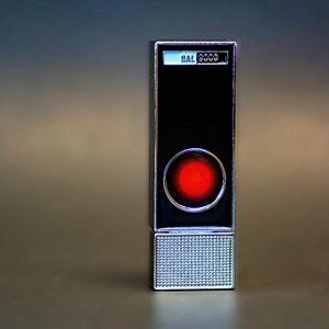 Moebius Models 2001: A Space Odyssey HAL9000 Flash Drive 32GB DieCast Metal
