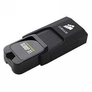 Corsair Flash Voyager Slider X1 USB 3.0 32GB, Capless Design, Read 130MBs, Plug and Play