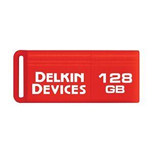 Delkin pocketflash Unidad Flash USB 3.0, 128GB (ddusb3128GB)