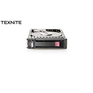 "Texnite 861594-B21 Disco duro para HP G8 G9 G10 Proliant SATA (3,5"", 8 TB, 6 Gb/s, 7,2 K, RPM, conexión en caliente, 512e, helio, para servidores SATA HP G8 G9 G10 y arreglos de almacenamiento seleccionados para Hp 861594-B21, 10 unidades)"