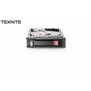 Texnite 653126-B21 G8 G9 Disco duro SATA de 3,5 pulgadas (400 GB, SATA de 6 Gb/s, SC MLC Enterprise Mainstream Solid State Drive (SSD) para HP G8 G9 de 3,5 pulgadas, para Hp 653126-B21 (10 unidades)