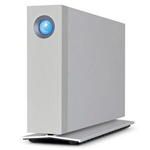 LaCie d2 Thunderbolt 3, 10TB USB 3. 1 External Hard Drive + 1mo Adobe CC All Apps (STFY10000400)