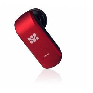 Promate Ultra Compacto Bluetooth 3.0 Headset Multi-Point Tecnología Powered Maroon Atom