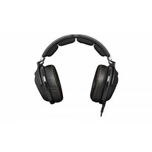 SteelSeries 9H Biauricular Diadema Negro Auricular con micrófono Auriculares con micrófono (PC/Juegos, Biauricular, Diadema, Negro, Alámbrico, Circumaural)