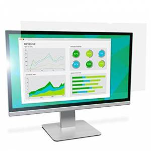 """3M Anti-Glare Filter for 27"""" Widescreen Monitor (AG270W9B)"""