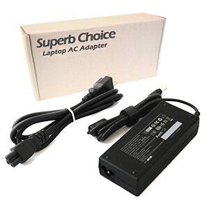 Superb Choice Compaq Presario L305D-S5900 Cargador Adaptador ® 75W Alimentación Adaptador para Ordenador PC Portátil